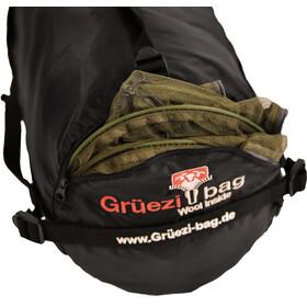 Grüezi-Bag Biopod Wool Survival Slaapzak, greenery